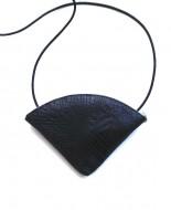 quarter bag zwart