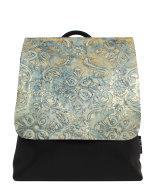 rugzak-met-blauw-goud-front-design-Jill-en-Rose