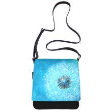 JillenRose-Messengerbag-frontrecht-turquoise-paardenbloem